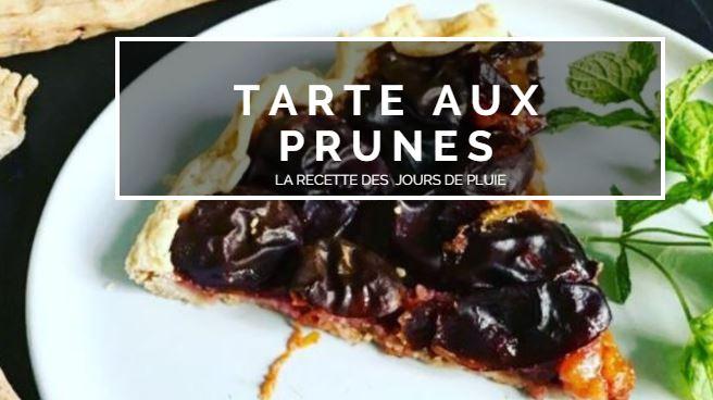 tarte aux prunes raton reveur blog