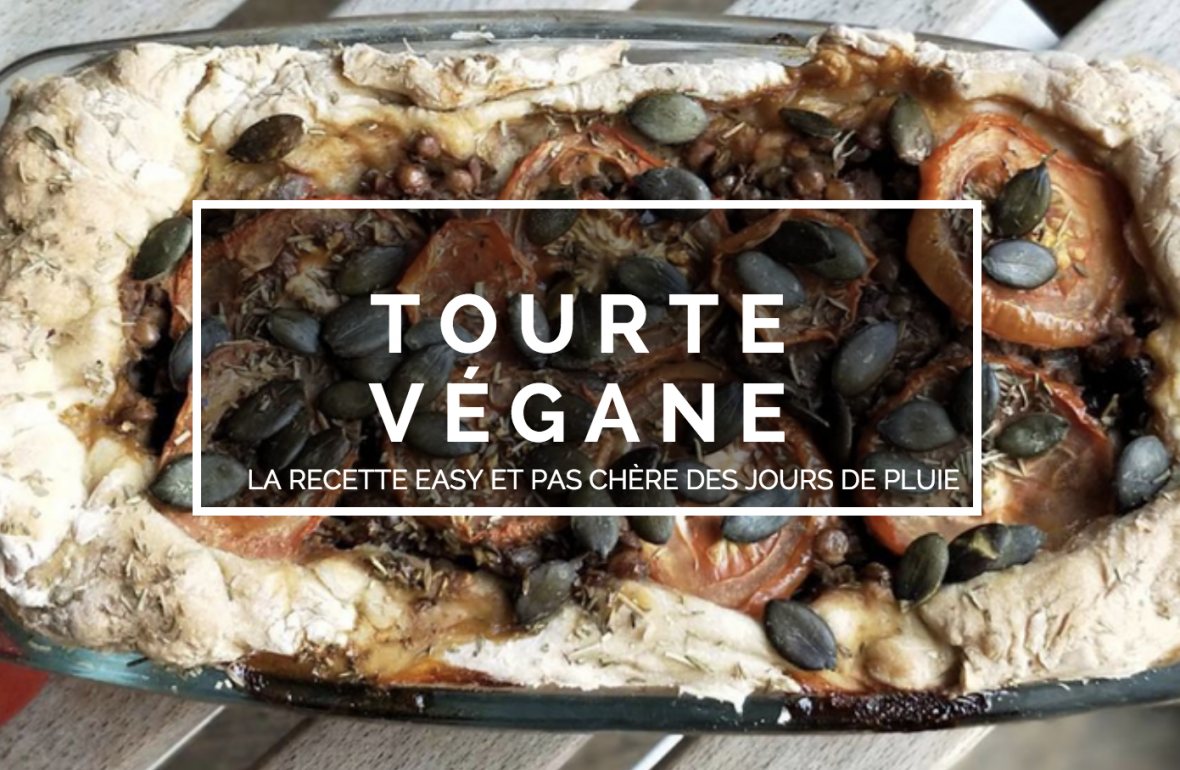 Raton reveur blog recette tourte vegan