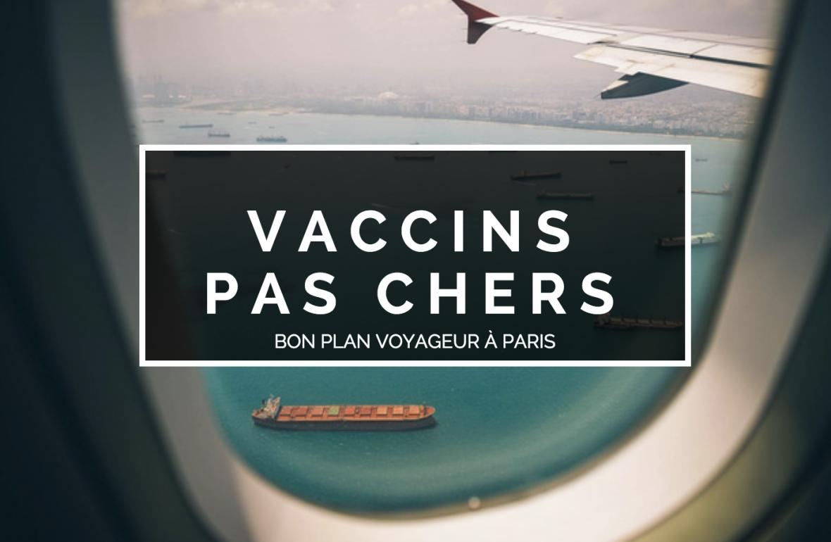 Vaccins voyage pas cher Paris raton reveur blog hopital saint louis