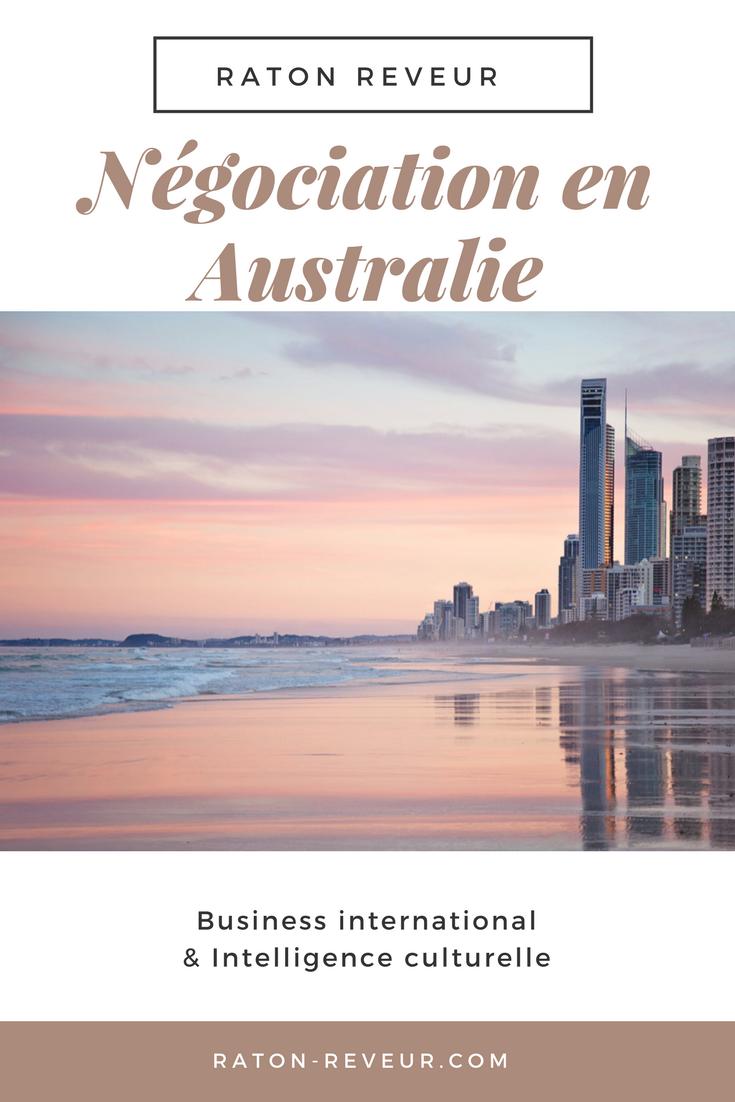 négociation en australie business international raton reveur management