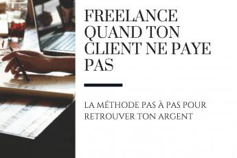 freelance etudiant raton reveur blog que faire client ne paye pas