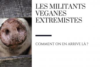 boucheries vandalisées militants vegan extremistes