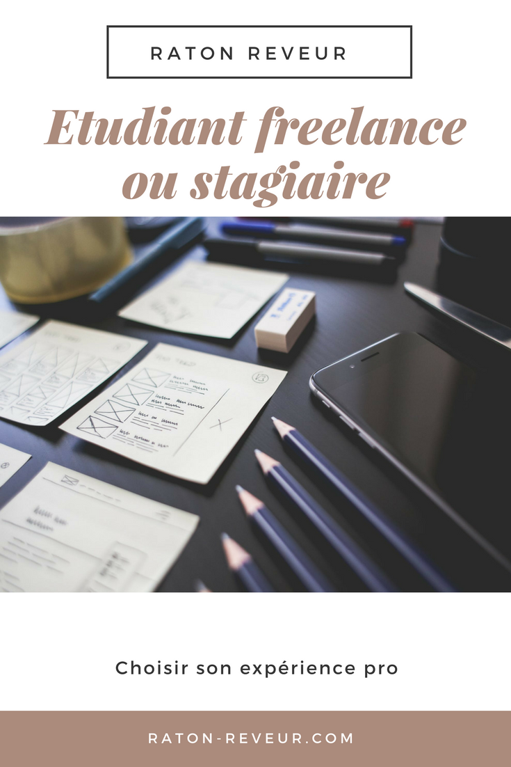 raton reveur blog freelance stage faut il etre stagiaire ou freelance