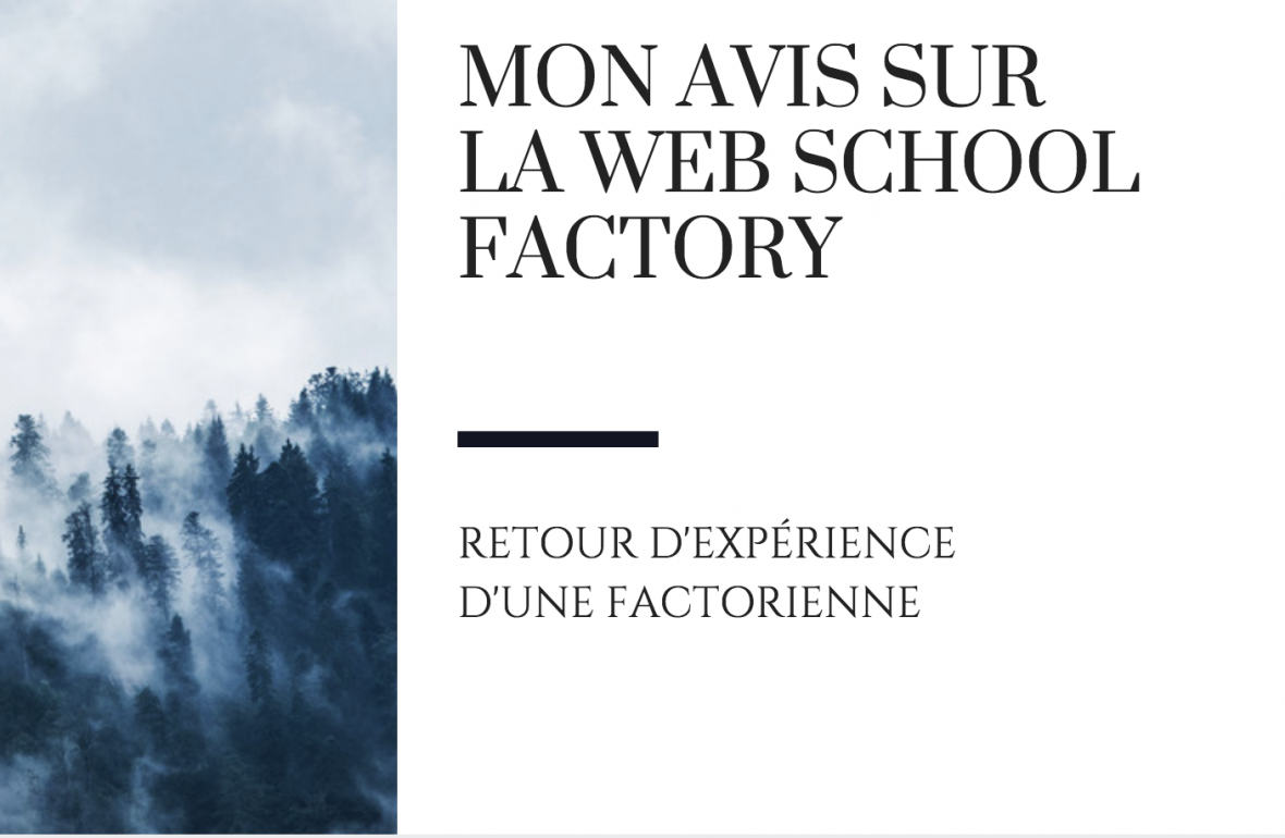 raton reveur blog avis web school factory