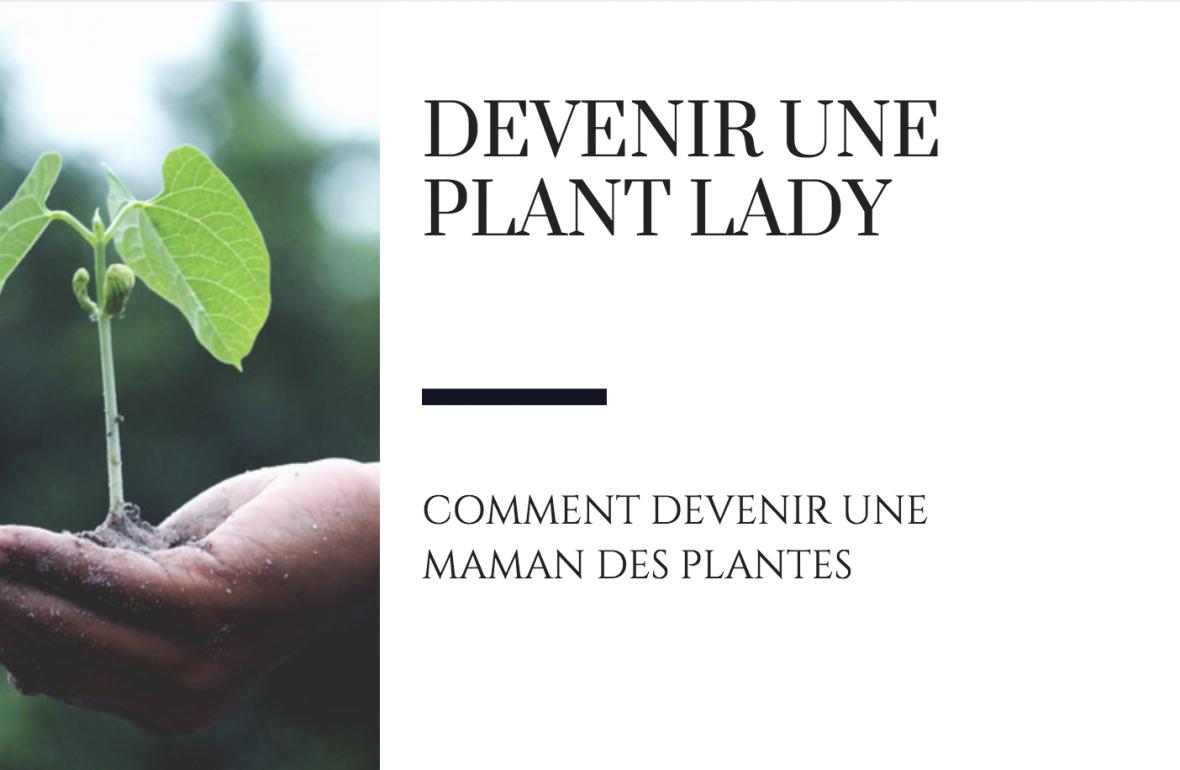 comment devenir une plant lady raton reveur blog