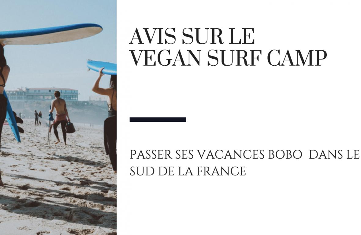avis vegan surf camp raton reveur blog
